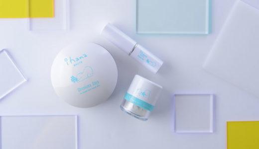 「ihana」から美容皮膚科も注目の美容成分配合のスキンケアが発売!
