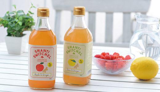 蜂蜜・生姜入りのリンゴ酢ドリンクをオシャレに楽しむ【レシピ】