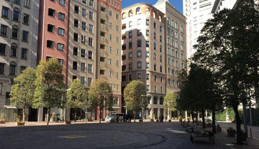 汐留の高層オフィス街にひそむ「イタリア街」と異国風庭園