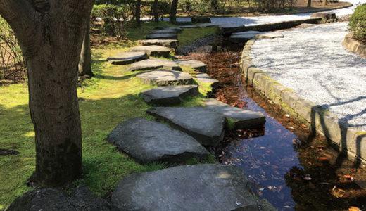 水の歴史ここから♪ オフィス街に浮かぶ和洋庭園を歩く【水道橋】