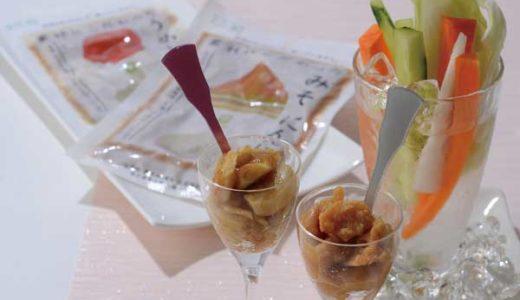 梅にんにく、味噌にんにくでご飯がすすむ!真夏のスタミナ不足解消