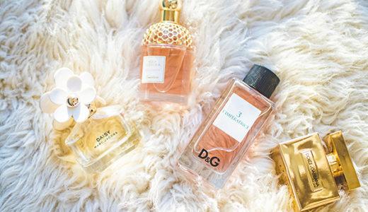 オトナ女子なら知っておきたい 香水の正しい付け方とタイミングをおさらい