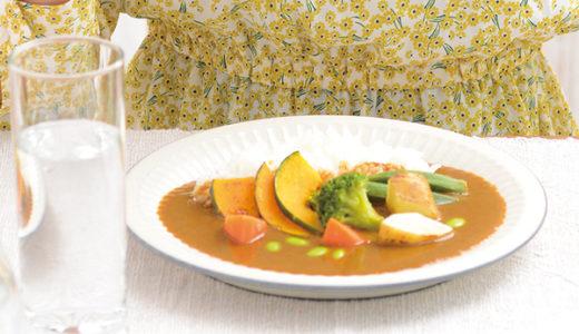 日本料理の名店がプロデュース 国産野菜たっぷりの絶品カレーをお家で♪