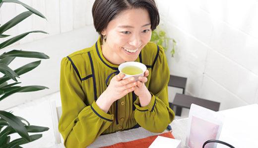 桜の花をブレンドした緑茶ティーバッグ 春のギフトにもGOOD♪