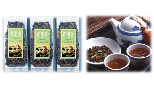 毎日飲める健康茶 本格中国料理店が秘伝の配合でブレンド